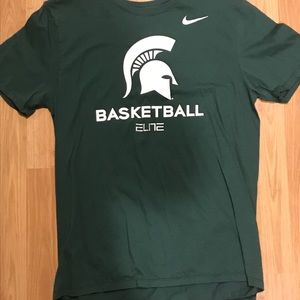 Nike Elite Michigan State T-Shirt